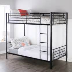 Black Metal Bunk Beds Premium Black Metal Bunk Bed Colors