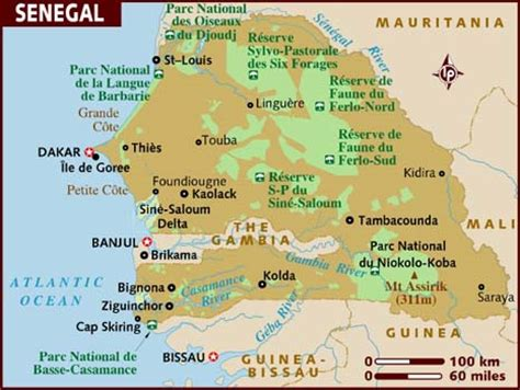 africa map senegal 14 points will senegal get a new president an analysis