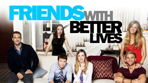 friends with better lives cancelled cbs pulls cancelled comedies friends with better lives
