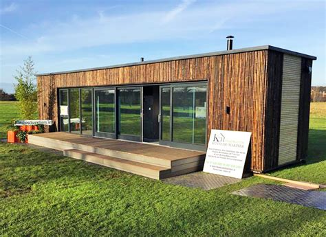 shipping container homes 12 brilliant prefab homes that can be assembled in three