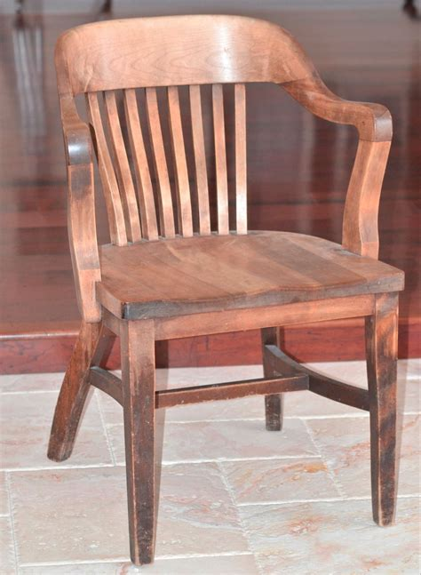 Lawyer Chair by Antique Vintage Macey Co Arm Chair Bankers Lawyers Jury