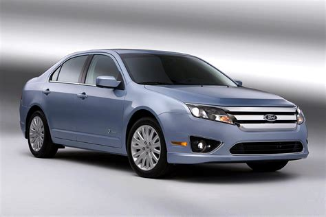value of a 2010 ford fusion the 2010 ford fusion hybrid offers excellent value