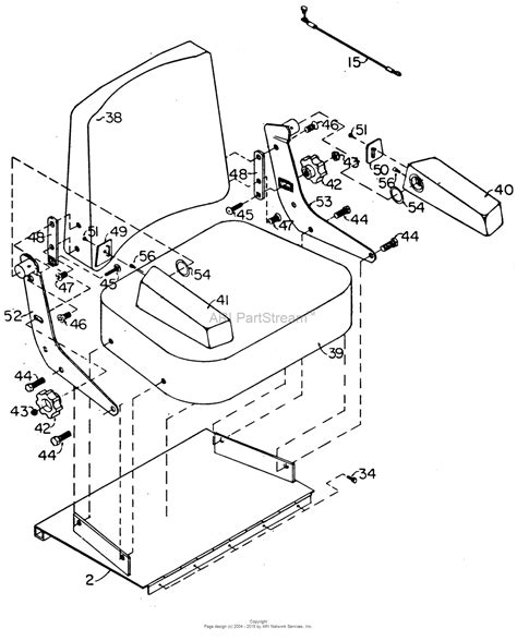 dixie chopper parts diagram toro 08 18be01 5018 dixie chopper zrt 1985 parts diagram