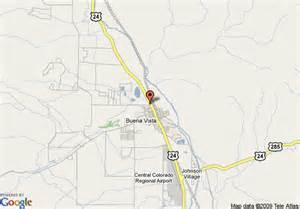 map of buena vista colorado map of 8 motel buena vista buena vista