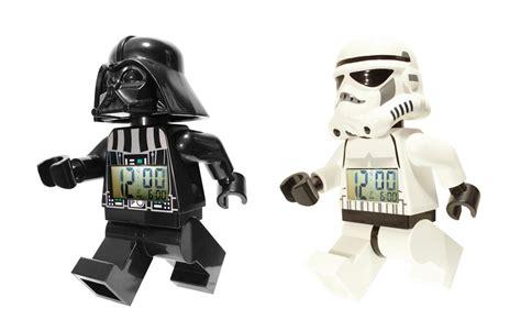 Gelang Lego Stromtrooper Dartvade darth vader and stormtrooper lego minifigures alarm clocks gadgetsin