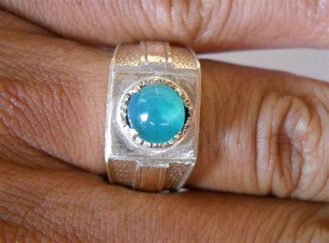 Mini Pandan Clutch koleksi batu antik bc04 bacan biru laut mini sold