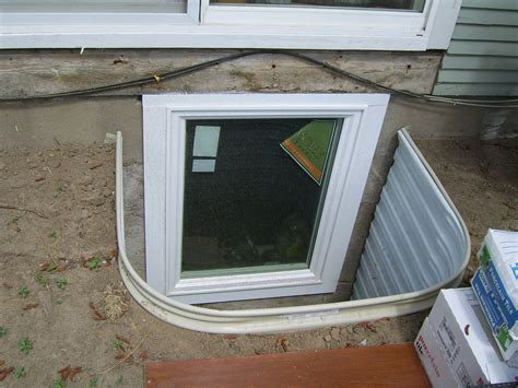 window installation egress window installation michigan