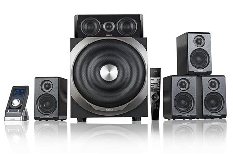edifier s 5 1 s760d is a one box surround solution that s