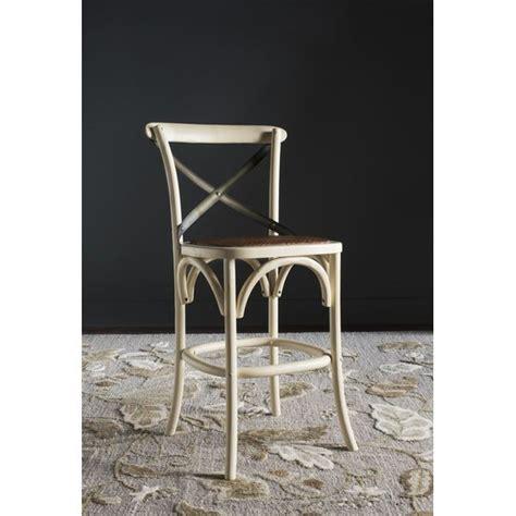 Safavieh Eleanor Counter Stool by Safavieh Eleanor X Back Counter Stool Safavieh Chairs