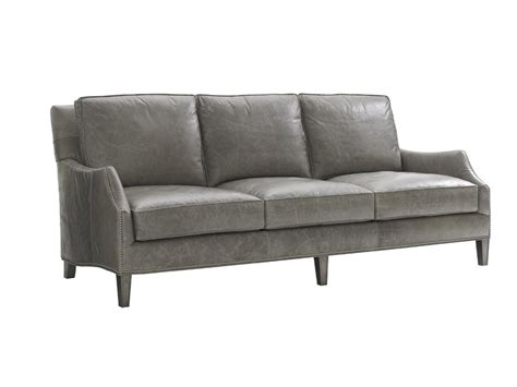 sofas at the bay oyster bay ashton leather sofa home furniture design