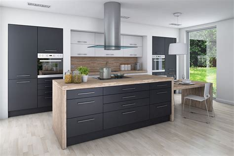 Dark Kitchen Cabinets And Light Floors » Home Design 2017