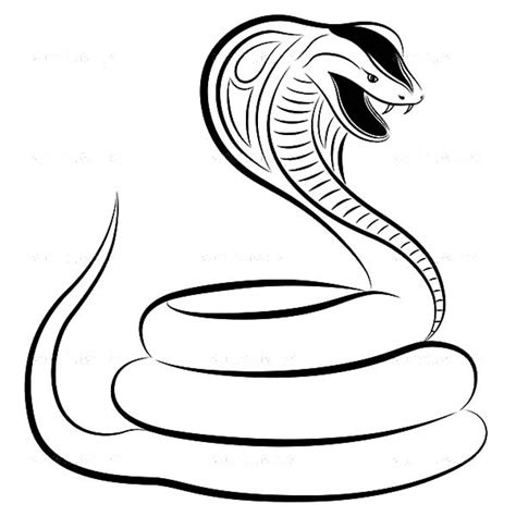 king cobra coloring pages regarding invigorate cool