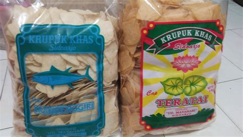Krupuk Udang kerupuk udang prawn crackers