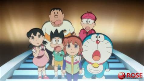 doraemon movie gadget museum ภาพน ง โปสเตอร doraemon the movie nobita s secret