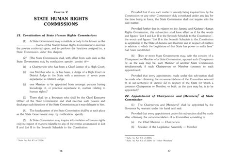 section 19 human rights act the protection of human rights act 1993