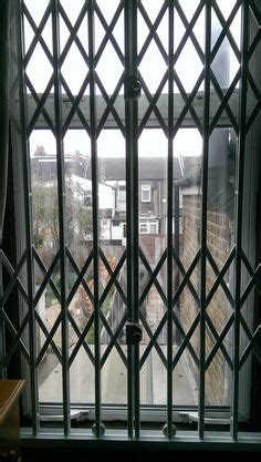 Ground Floor Apartment Window Security Security Grilles On Entrance And