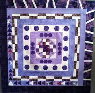 round round rounding round round and patchwork round robin quilt another pic of the same quilt modern