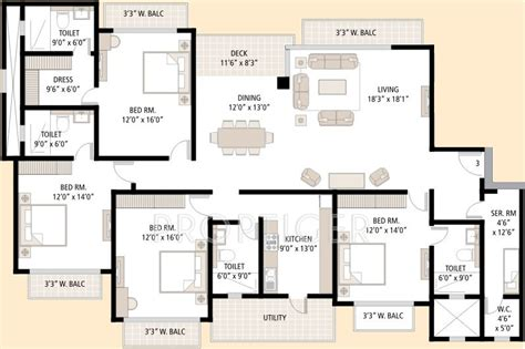 3000 sq ft floor plans apartment floor plans 3000 sq ft