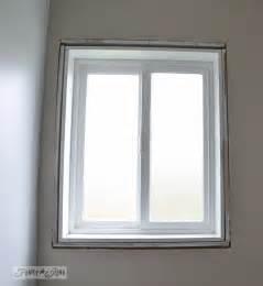 modern window trim styles viewing gallery