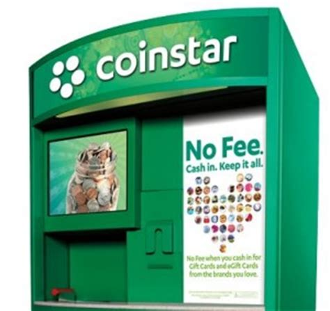 Does Coinstar Take Gift Cards - cash in for gift cards at coinstar with no fees plus 10 itunes giftcard giveaway