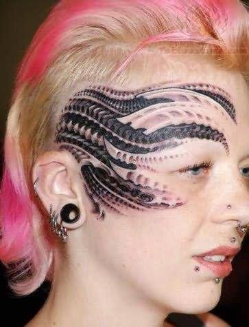 biomechanical tattoo girl biomechanical tattoos and designs page 222