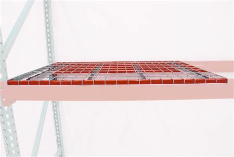 Pallet Rack Wire Decking by 36 X 52 Pallet Rack Wire Deck Pallet Rack Now