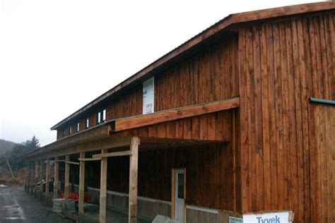 Built Best Barns best built construction oneonta pole barns gallery