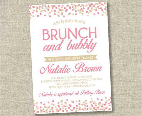 diy breakfast at s bridal shower invitations 40 bridal shower invitation exles