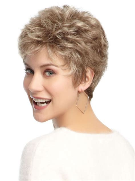 short haircut for women 60 with square jaw thick hair short hair styles for curly hair for square faces http