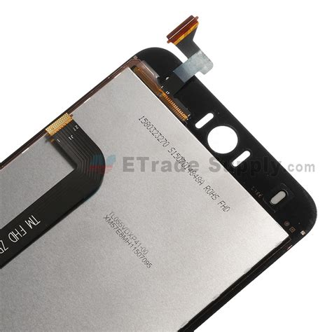 Lcd Asus Zenfone Selfie Zd551kl Fullset asus zenfone selfie zd551kl lcd screen and digitizer assembly black etrade supply