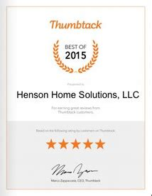henson home solutions home