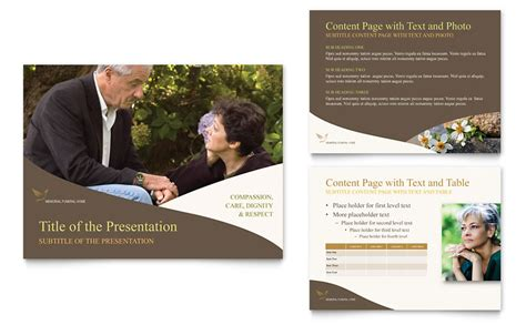 funeral presentation template memorial funeral program powerpoint presentation