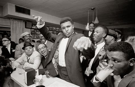 Mr Joe Rocky Brown muhammad ali quot the greatest quot photos you ve never seen