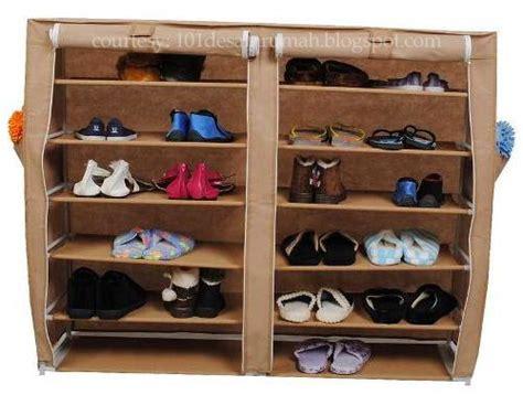 Rak Sepatu Gantung Unik desain rumah ideal 15 desain rak sepatu unik dan minimalis
