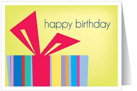 modern happy birthday card 39015 custom invitations and announcements for all occasions by