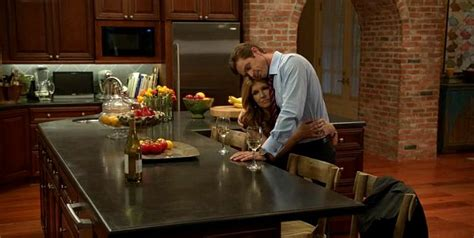 country kitchen tv show teddy and rayna in the kitchen on nashville 2 hooked on