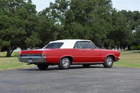 pontiac convertible 1965 pontiac gto convertible 200064