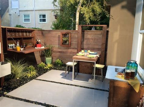 urban backyard small urban backyard patio contemporary sacramento
