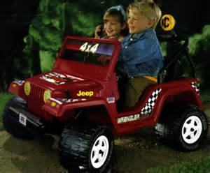 Power Wheels Jeep Cpsc Fines Fisher Price 1 1 Million For Not Reporting