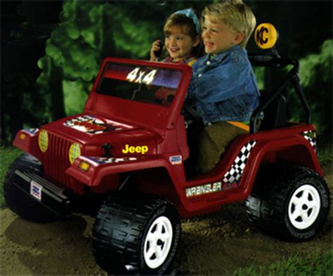 jeep power wheels 90s cpsc fines fisher price 1 1 million for not reporting