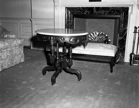 white house furniture john f kennedy presidential library museum