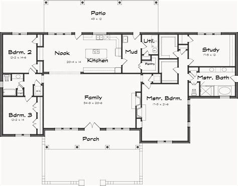 Santa Fe Style House Plans by Santa Fe Best House Plans By Creative Architects
