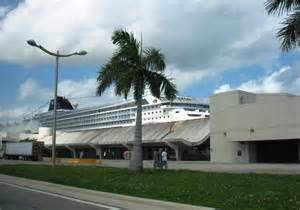 parking at miami cruise port cb2 furniture store