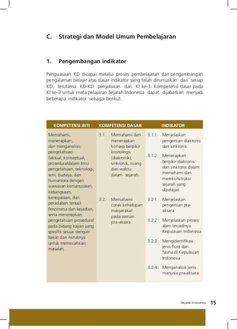 Buku Indikator Ekonomi Edisi 2 Aw buku pegangan guru sejarah indonesia sma smk kelas 10 kurikulum 2013