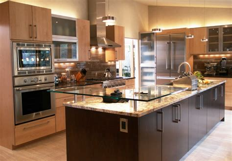Glass Backsplash Ideas For Kitchens by Kitchen Stunning Ideas For Modern Kitchen Design Teamne