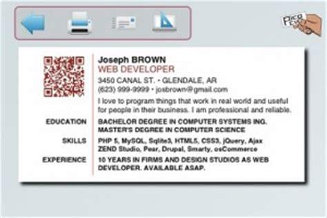 mini resume business card templates mini cv brief summary of the cv resume cv cover