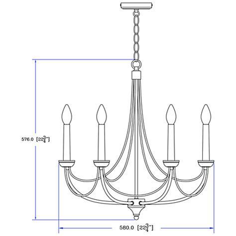 lewis chandelier buy lewis mirabel chandelier led ceiling light 6