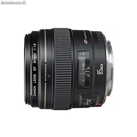 Canon Ef 85mm F 1 8l Usm Hitam photography