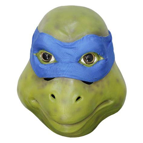Mask Tmt Turtle Isi4 turtle mask blue leonardo mistermask nl