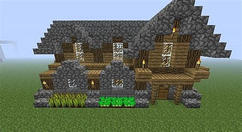 minecraft survival house designs advanced and compact survival house minecraft project